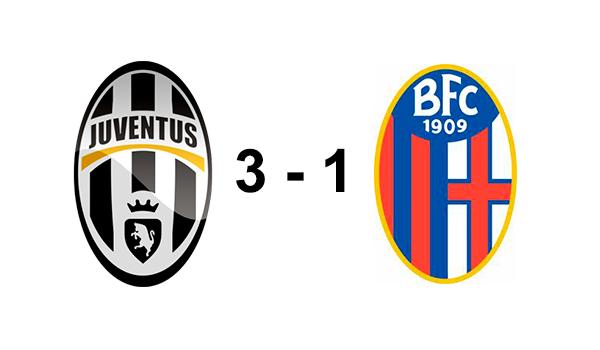 Juventus-Bologna 2015 - 3-1